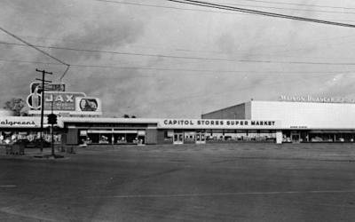 Maison Blanche Gentilly 1950