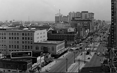 Canal Street 1958