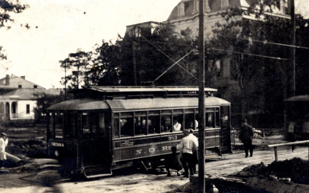 streetcar operations
