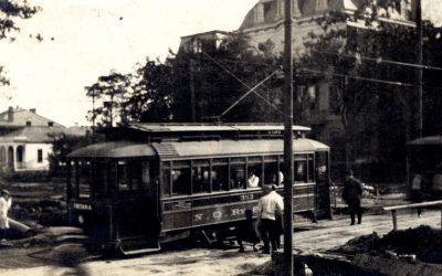 Streetcar Operations 1913