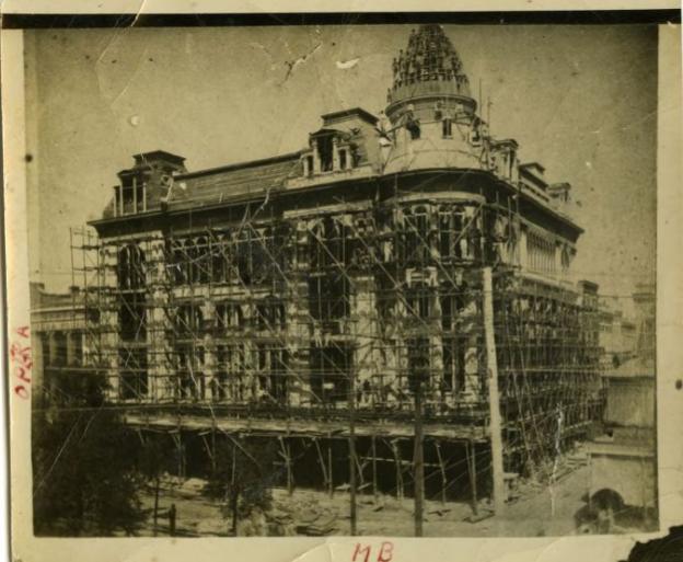 Mercier Building 1885