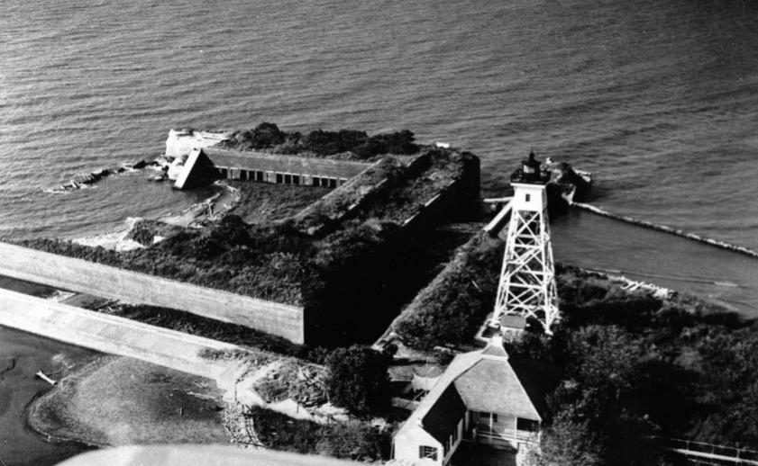 Fort Livingston 1930s
