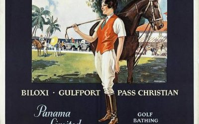 Panama Limited Travel Poster 1929