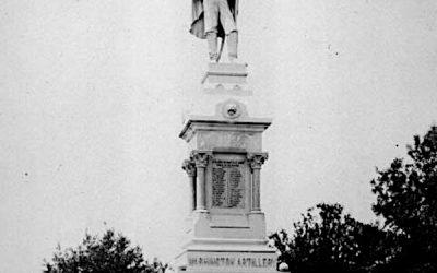 Washington Artillery Cenotaph