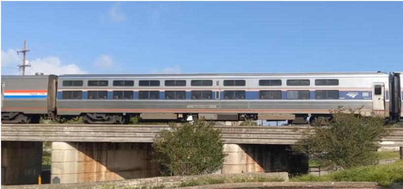 Amtrak Crescent 6-October-2021