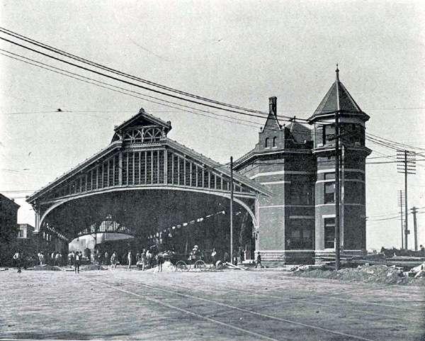 Departures October 1913 #TrainThursday