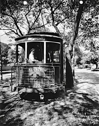 palace streetcar
